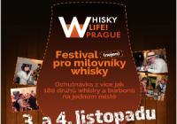 Festival whisky v Praze