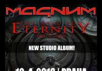 Magnum: The Road To Eternity tour 2018