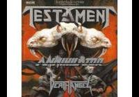 Testament (USA) + Annihilator (CA) + Death Angel (USA)