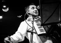 Václav Koubek s kapelou