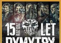 Dymytry 15 let