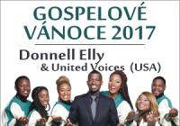 Gospelové Vánoce / Donnell Elly United Voices