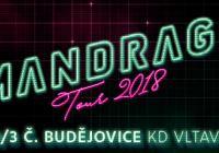 Mandrage - tour 2018