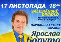 Národní umělec Ukrajiny: Jaroslav Boruta