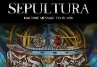 Sepultura / Machine Messiah Tour 2018