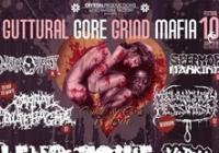 Guttural Gore Grind Mafia festival #10