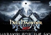 Hellhammer festival 2017: Winter Edition / Bratislava