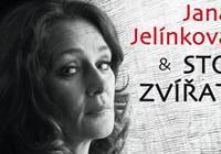 Jana Jelínková / Sto zvířat / Dáma s čápem Tour