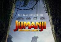Jumanji: Vítejte v džungli