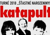 Katapult - Šťastné narozeniny tour 2018