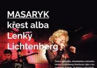 Masaryk / křest CD Lenky Lichtenberg