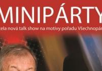 Minipárty s Karlem Šípem a J. A. Náhlovským