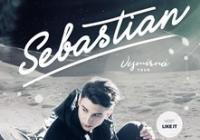 Sebastian - Vesmírná tour 2017