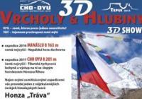 Vrcholy a Hlubiny / 3D přednáška