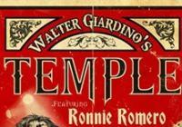 Walter Giardino's Temple feat. Ronnie Romero