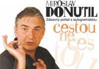 Miroslav Donutil / Cestou necestou