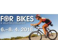 For bikes: Veletrh cyklistiky