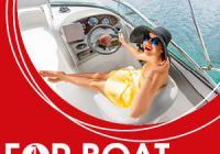 For boat: Výstava lodí a vodních sportů