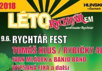 Rychtář Fest 2018