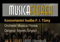 Musica Florea: Koncertantní hudba F. I. Tůmy