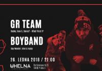 Gr Team BoyBand