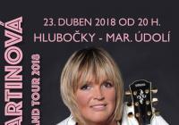 Věra Martinová / Band tour 2018