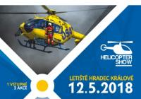 Helicopter a rally show 2018