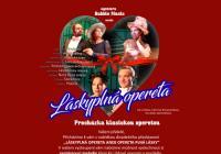Láskyplná opereta / aneb opereta plná lásky