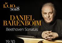 Daniel Barenboim: Beethovenovy sonáty
