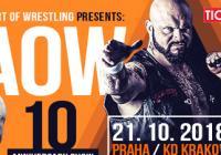 Profesionální wrestling v ČR / Oslava 10. výročí od založení