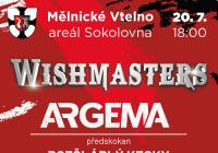 Wishmasters / Argema / Rošláplý kecky