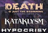 Kataklysm / Hypocrisy / The Spirit