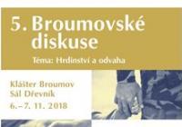 5. Broumovské Diskuze