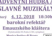 Adventní a muzikálové melodie