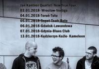 ArtCafé - Janek Kantner Quartet