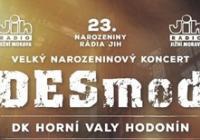 DESmod Hodonín - 23. narozeniny Rádia Jih