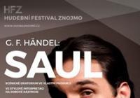 G.F.Händel: Saul - derniéra / Andreas Scholl, Adam Plachetka
