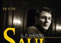 Händel: Saul | Andreas Scholl, Adam Plachetka aj.