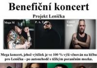 Projekt Lenička - Benefiční koncert