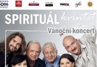Spiritual Kvintet - vánoční koncert