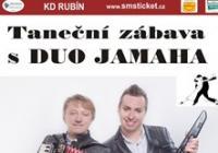 Taneční zábava s Duo Jamaha