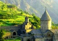 Arménie – návrat do země ve stínu Araratu (Grant Avakjan)