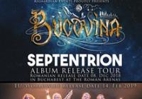 Bucovina Septentrion album release tour - Prague