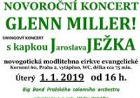 Novoroční swingový koncert