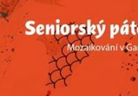 Seniorský pátek: Mozaikování v Gampě