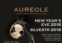 Silvestr 2018 v Aureole
