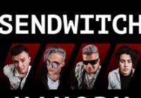 Sendwitch - Nahoru dolu Tour