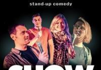 SHOW Stání / stand-up comedy