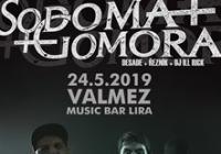 Sodoma Gomora (Řezník  Dedade + DJ ILL Rick)/ CHDS DJs