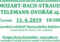 Velikonoční koncert 2019